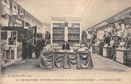 """¤¤  -   LYON   -  2e Exposition Internationale D'Alimentation Du 1er Au 18 Mai 1913  - Confiserie """" A. VERNAY """"   -   ¤¤ - Autres"""