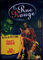 La Rue Rouge - Un Film De Fritz Lang - Avec Edward G. Robinson / Joan Bennett . - Drama
