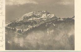 Le Mont De Grange (de Chatel) - Châtel