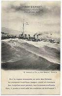 BOUTEFEU  Torpilleur De Haute Mer - Krieg