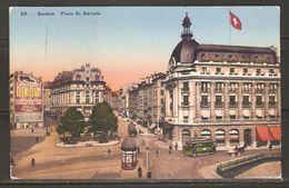 Carte P De Genève / Place St.Gervais - GE Genève