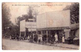0684 - Brunoy Et Environs Artistiques - Au Rendez-vous De La Pyramide ( Maison Meunier ) - E. Venant - N°26 - - Brunoy