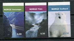 Norway 2005 Noruega / Landscapes Tourism Nature Bear MNH Turismo Paisajes Naturaleza Oso Polar / Jv29  32 - Vacaciones & Turismo