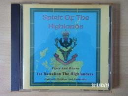 Spirit Of The Highlands - 1st Bn The Highlanders - Autres