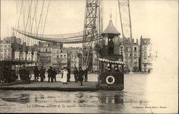 44 - NANTES - Pont Transbordeur - Nantes
