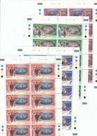 """Malta 2000 - Yt 1092/95**  In Minifogli Di 15 Stampa  """"Malte Au 20^ Siecle) - Malta"""