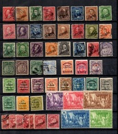 Philippines Belle Collection D'anciens 1899/1936. Bonnes Valeurs. B/TB. A Saisir! - Philippines