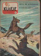 KUIFJE.  N°47.  1954.   Dekken Ondertekend REDING. - Kuifje