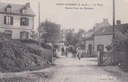 SAINT SAMSON - LA HISSE - RENDEZ VOUS DES DINANNAIS - 22 - Autres Communes