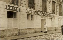 44 - NANTES - Bains Douches Pédicure - Barèges - Bains Nantais - Très Belle Carte Photo - Nantes