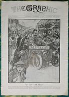 """Newspaper The Graphic N° 2555 16 November 1918 The Last """"All Clear!"""" - (End Of The World War 1 - WW1) - Revues & Journaux"""
