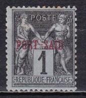 Port-Said N°1* - Puerto Said (1899-1931)