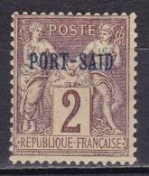 Port-Said N°2* - Puerto Said (1899-1931)