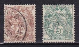 Port-Said N°23,24 - Puerto Said (1899-1931)