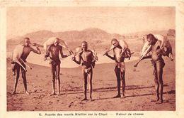 Tchad ? Monts Niellim Sur Le Chari Chasse - Tchad
