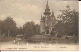 Cappellen (Kapellen) Villa Des Hirondelles 1905 - Kapellen