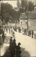 44 - NANTES - Très Belle Carte Photo - Tour De France 1930 - Rue Sully Et Rue Saint André - Nantes