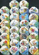30 KRD Schweiz - Kinderbücher - 1206 B - Riegel - Milk Tops (Milk Lids)