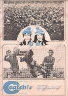 8 PAGINE DI MARY GLASGOW PUBLICATIONS LTD 1971 - SERIES 12 1970/71 - CON FOTO DEL CHELSEA - - 1950-Now