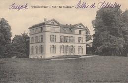 """'s Gravenwezel ,Hof  """"Ter Linden """" ,Kasteel , ( Photo ,Hoelen ,Cappellen ,n° 3912 ) - Schilde"""