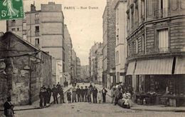 PARIS   Rue  DUTOT - Arrondissement: 15