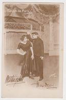 26432  Série 5 Cinq Cpa Mistinguett Et Max Dearly Au Casino De Paris France - Danse Chaloupée 1908 ? -photo Manuel - Cabarets