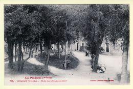 X31052 SIRADAN (31) Cours De L'Etablissement 1910s à THURON De Montréjeau- 1er Série LABOUCHE 186 Haute-Garonne - Altri Comuni