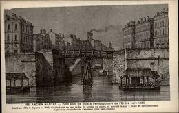 44 - NANTES - Ancien Nantes - Embouchure De L'Erdre - Canal De Nantes à Brest - Nantes