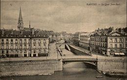 44 - NANTES - Cours Des 50 Otages - Quai Jean Bart - Nantes