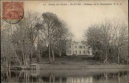 44 - NANTES - Chateau De La  Chantrerie - Bords De L'Erdre - Nantes