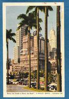 BRASIL SAO PAULO BANCO DO ESTADO E BANCO DO BRASIL 1954 - São Paulo
