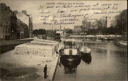 44 - NANTES - Quai De Versailles - Erdre - Nantes