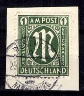 Allemagne/Bizone Michel N° 35 Oblitéré Sur Fragment. B/TB. A Saisir! - Bizone