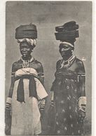 Dahomey - Feticheuses  - Superbe -  CPA° - Dahome