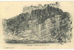 TABARKA - Chateau Genois De L' Ile  (103443) - Tunisie