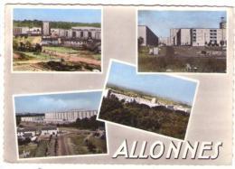 GF (72) 1224, Allonnes, Georget-Dolbeau, Multivues - Allonnes