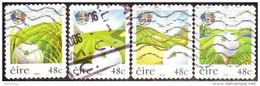 Irlanda 2006 Sc. 1678 Ryder Cup Golf Tournament Straffan  Self-Adhesive Eire Ireland - 1949-... Repubblica D'Irlanda