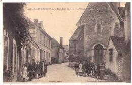 (72) 1345, Saint St Georges De La Couée, Fougeray 1256, Le Bourg - Autres Communes