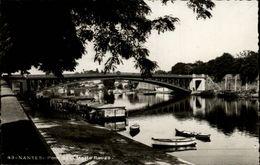 44 - NANTES - Pont De La Motte Rouge - Nantes
