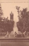 Iowa Ames Memorial Union Fountain Iowa State College - Ames