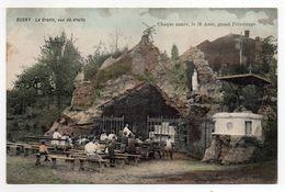 08   SUGNY  -  La Grotte, Vue De Droite - France
