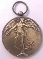 Médaille Interalliée De La Victoire. - Belgique