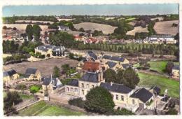 (72) 1568, Saint St Gervais De Vic, Lapie 3, Vue Générale Aérienne - France