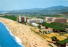 Espagne - Catalunya - Santa Susana (Barcelone) - Vista General (Hoteles Y Playa) - Nº 1 - Ecrite - Barcelona