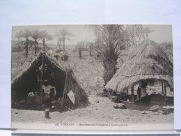 LOT N° 1003 - CONAKRY (GUINEE) - 3 CARTES - Equatorial Guinea