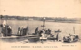 56 - MORBIHAN / 561045 - Ile De Boédic - Autres Communes