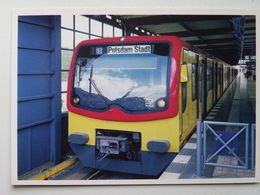 Berlin /  S Bahn Baureihe 481  / Train - Treni