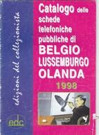 Phonecard Catalogue, Netherlands, Belgium And Luxemburg. - Materiale