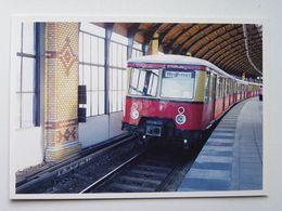 Berlin /  S Bahn Baureihe 477  / Train - Treni