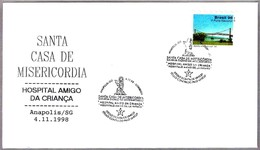 SANTA CASA DE MISERICORDIA - ESPERANTO. Anapolis SG 1998 - Esperánto